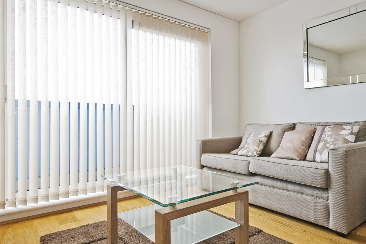 Affordable Vertical Blinds in Kitchener and Woodstock