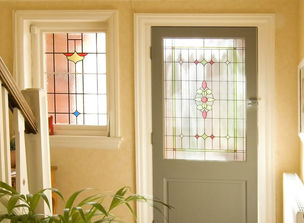 Stained Glass In Kitchener Glass Door Inserts Blinds Are Us