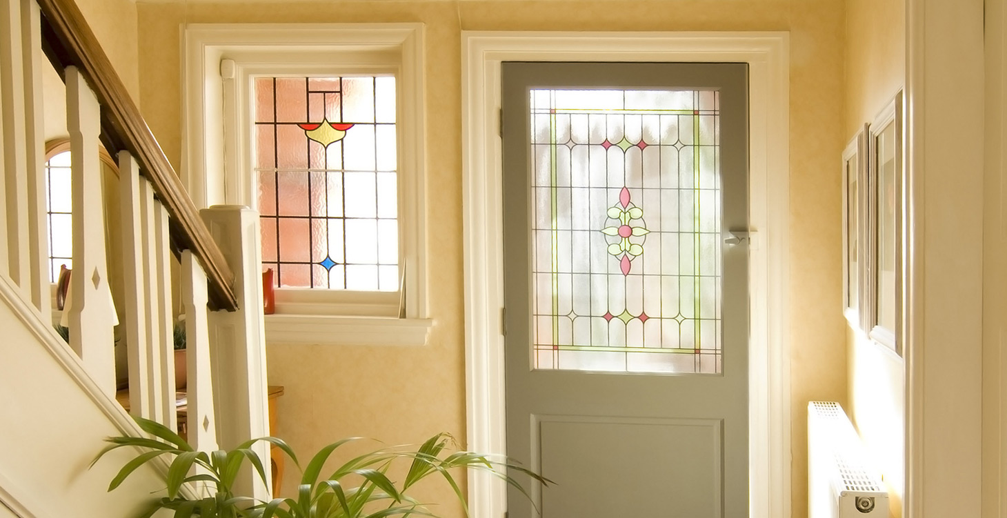 Stained Glass In Kitchener Glass Door Inserts Blinds